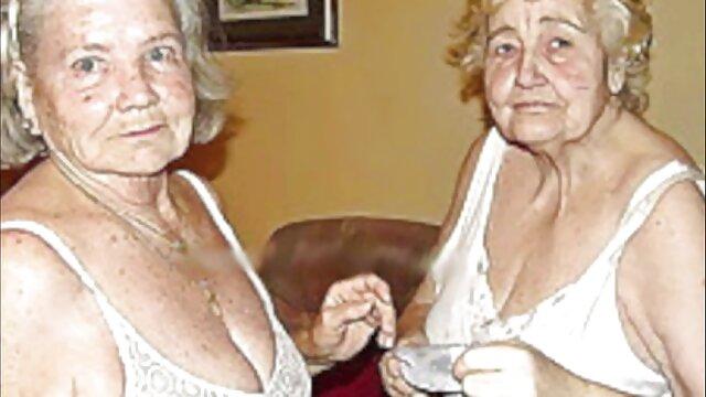 HERMANAS FOLLADAS DURANTE LA BÚSQUEDA nieto cojiendo a su abuela DE SCAVENGER