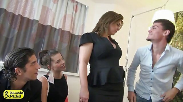 Follando máquinas de sexo